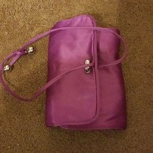 Coach travel jewelry bag